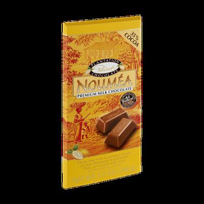 Rausch Noumea 35% Cocoa Premium Milk Chocolate Bar