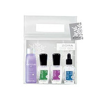 Zoya Mini Color Lock System - Gift Set