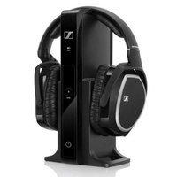 Open Box - Sennheiser RS165 Over-Ear RF Stereo Home Audio Wireless Headphone