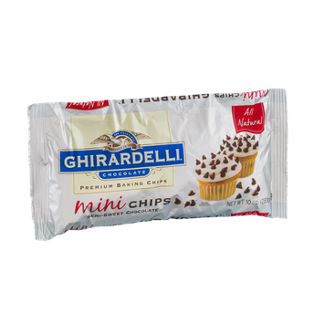 Ghiradelli Mini Chips Semi-Sweet Chocolate Baking Chips