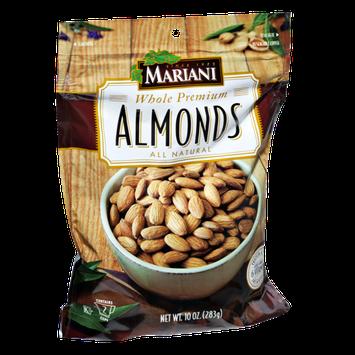 Mariani All Natural Whole Premium Almonds