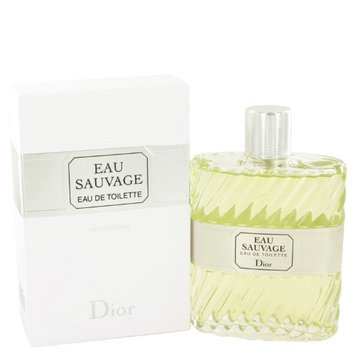 EAU SAUVAGE by Christian Dior Eau De Toilette Spray 6.6 oz for Men- 412654