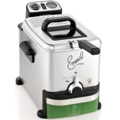 Emerilware FR7015001 Advanced Oil Control Fryer, 1 ea
