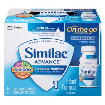 Similac Advance On-the-Go Infant Formula