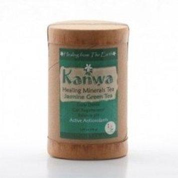 Kanwa Healing Minerals Tea Herbal Detox Tea-Whole Body Detox- Natural Jasmine Green Tea Flavor- Detox your body naturally, a little everyday.