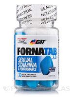 GAT Fornatab Sexual Stamina & Performance, Tablets, 30 ea
