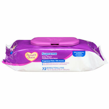 Parent's Choice Supreme Baby Wipes