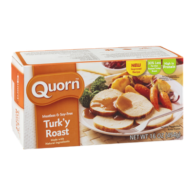 Quorn Turk'y Roast Meatless & Soy-Free
