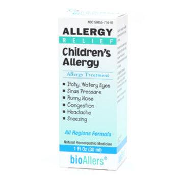 bioAllers Children's Allergy Relief Treatment