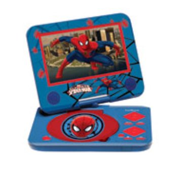 Lexibook America Inc Ultimate Spider-man Portable DVD Player