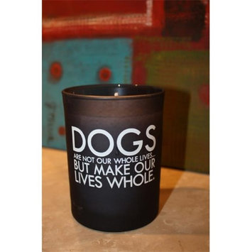 Acadian Candle 5112 Expression Candle Dogs Whole Life