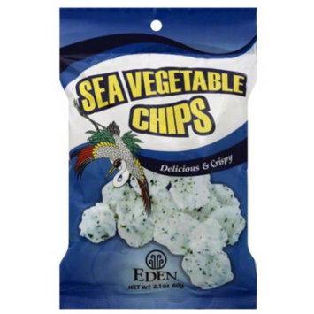 Eden Foods Eden Sea Vegetable Chips, 2.1 oz (Pack of 20)