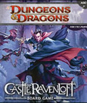 Wizards of the Coast Castle Ravenloft Board Game