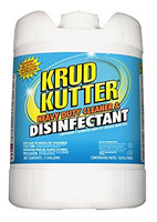 KRUD KUTTER DH05 Cleaner and Disinfectant, Size 5 gal.