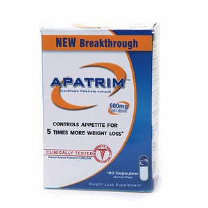 Apatrim Weight Loss Supplement 60 Caplets