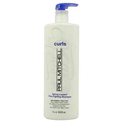 Paul Mitchell 33.8 oz Curls Spring Loaded Frizz Fighting Shampoo