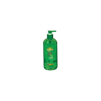 Top Care Aloe Vera Moisturizing Gel (Case of 12)