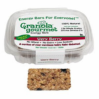 Granola Gourmet Very Berry ORIGINAL Energy Bars