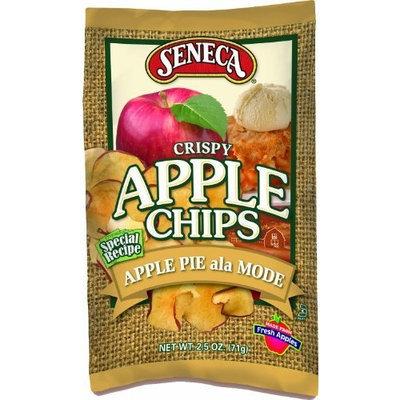 Seneca Apple Pie Ala Mode Apple Chips, 2.5-Ounce Bags (Pack of 12)