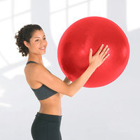 Alliance Sports Group Lp Bollinger Bollinger Pro Body Ball - Red