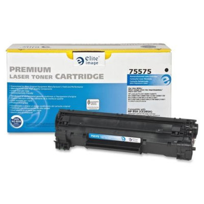 Elite Image Toner Cartridge, 1,600 Page Yield, Black