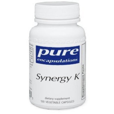 Pure Encapsulations - Synergy K 120's - IMPROVED