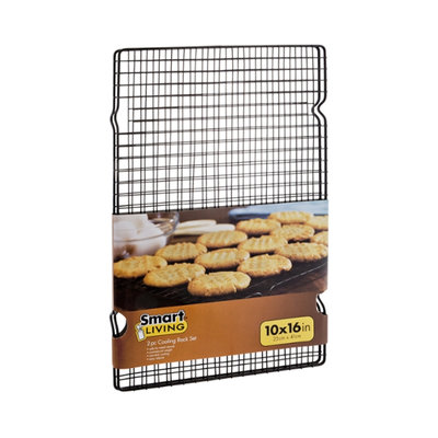 Smart Living 10x16 in 2pc Cooling Rack Set - 2 CT