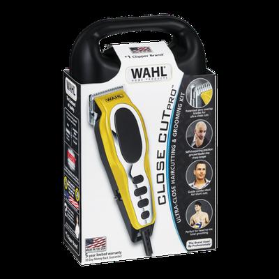 Wahl Close Cut Pro Ultra-Close Haircutting & Grooming Kit