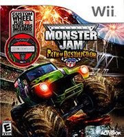 Activision Monster Jam 3 With Wheel DSV