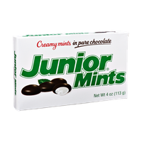 Junior Mints Creamy Mints in Pure Chocolate