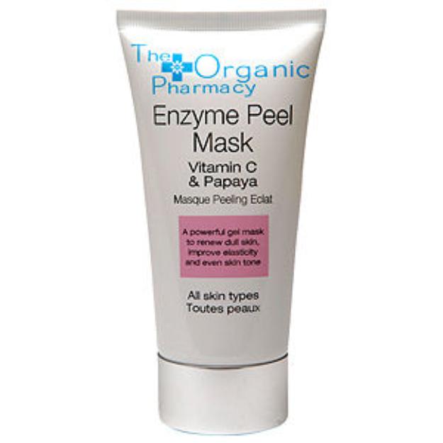 The Organic Pharmacy Enzyme Peel Mask With Vitamin C and Papaya, 1 ea