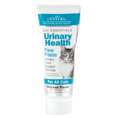 21st Century Urinary Health Cat Paw Paste
