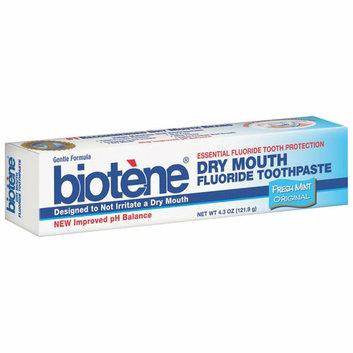 Biotene Fresh Mint Original Dry Mouth Fluoride Toothpaste
