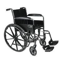 Everest Jennings Traveler SE Steel Wheelchair 18