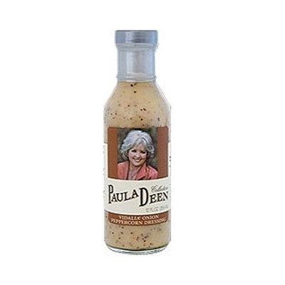 Paula Dean Paula Deen 12-oz. Vidalia Onion Peppercorn Dressing.
