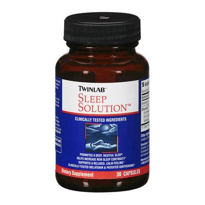 Twinlab Sleep Solution Capsules