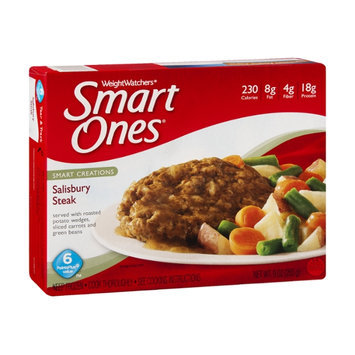 Smart Ones Smart Creations Salisbury Steak