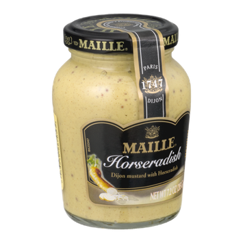 Maille Dijon Mustard with Horseradish Medium