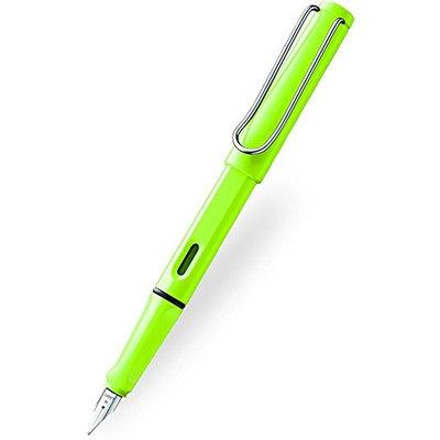 Lamy Safari Limited Edition Fountain Pen NeonLime - Medium