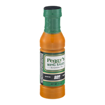Peggy's Wing Sauce Hot