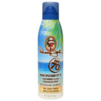 Panama Jack Continuous Clear Sunscreen Spray SPF 70