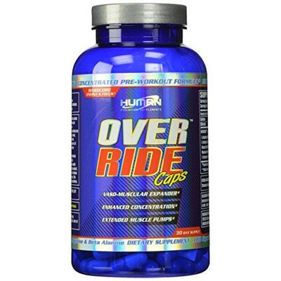 Human Evolution Supplements Override 180 capsules