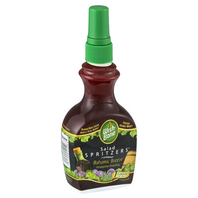 Wish-Bone® Salad Spritzers Balsamic Breeze Vinaigrette Dressing