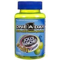 One A Day® Kids Jolly Rancher Fruity Flavor Gummies