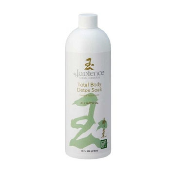 Jadience Herbal Jadience Total Body Detox Soak - Helps Improve Internal Organ Function to Naturally Draw Toxins from the Body, 16 Ounce