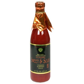 East West Eastwest Classic Sweet and Sour Sauce, 12 Ounce -- 6 per case.