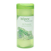 Wipex All Purpose Natural Wipes