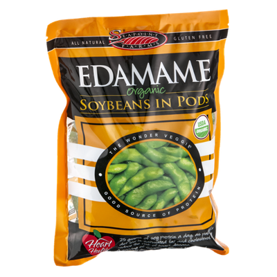 Seapoint Farms Edamame Organic Soybeans In Pods