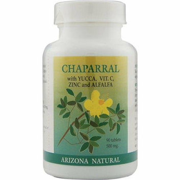 Arizona Natural Resource Chaparral Complex 500 mg 90 Tablets