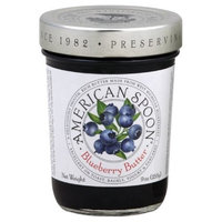 American Spoon Fruit Butter, Blueberry, 9-Ounce (Pack of 3)